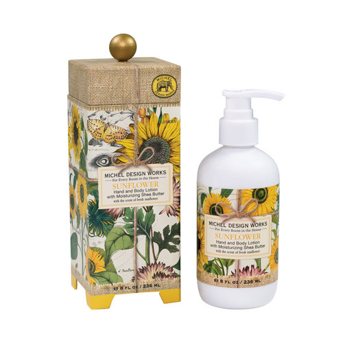 Michel Design Works Sunflower Hand and Body Lotion 236ml