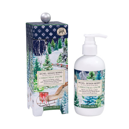 Michel Design Works Christmas Snow Hand- en bodylotion 236ml