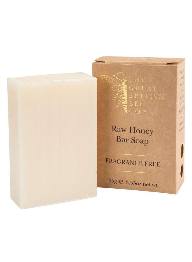 Rohe Honigriegelseife, parfümfrei 95 g