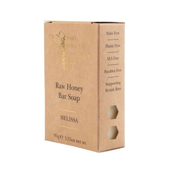 Raw Honey Bar Soap Melissa 95 gm