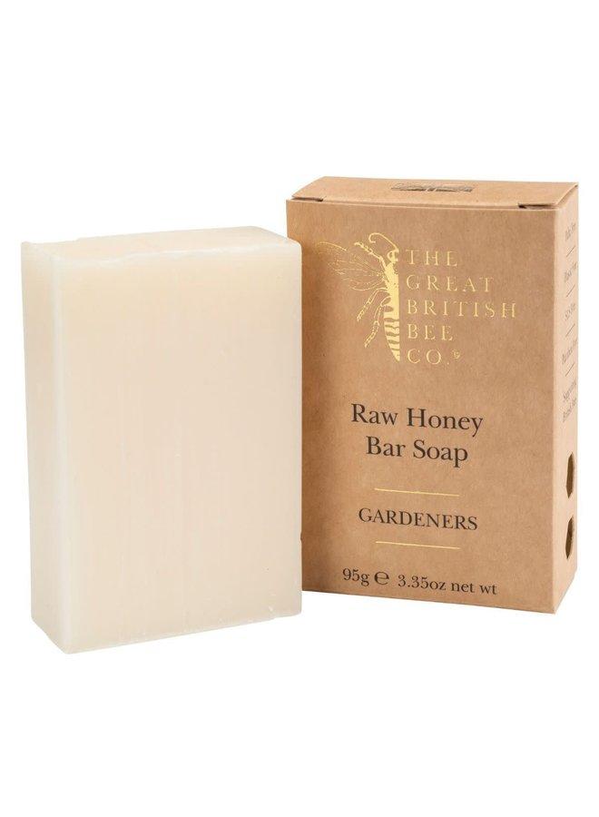 Raw Honey Bar Soap Gardners 95 g