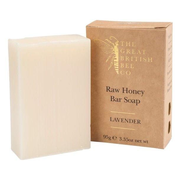 Raw Honey Bar Soap Lavender 95 gm