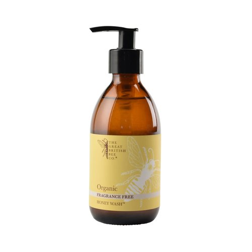 The Great British Bee Co. Honey Wash Fragrance-Free 250 ml