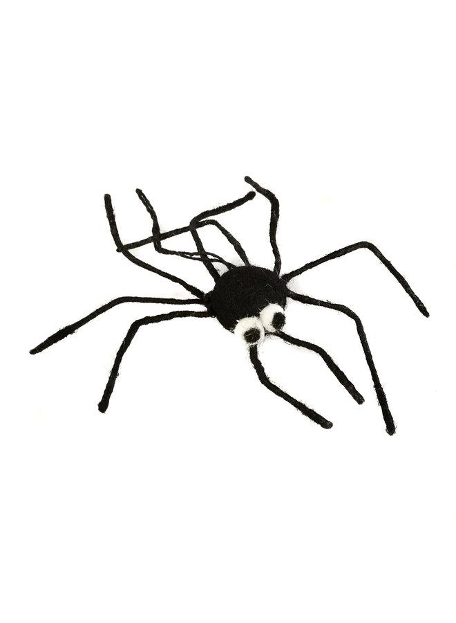 Spider Felt  Ornament  01