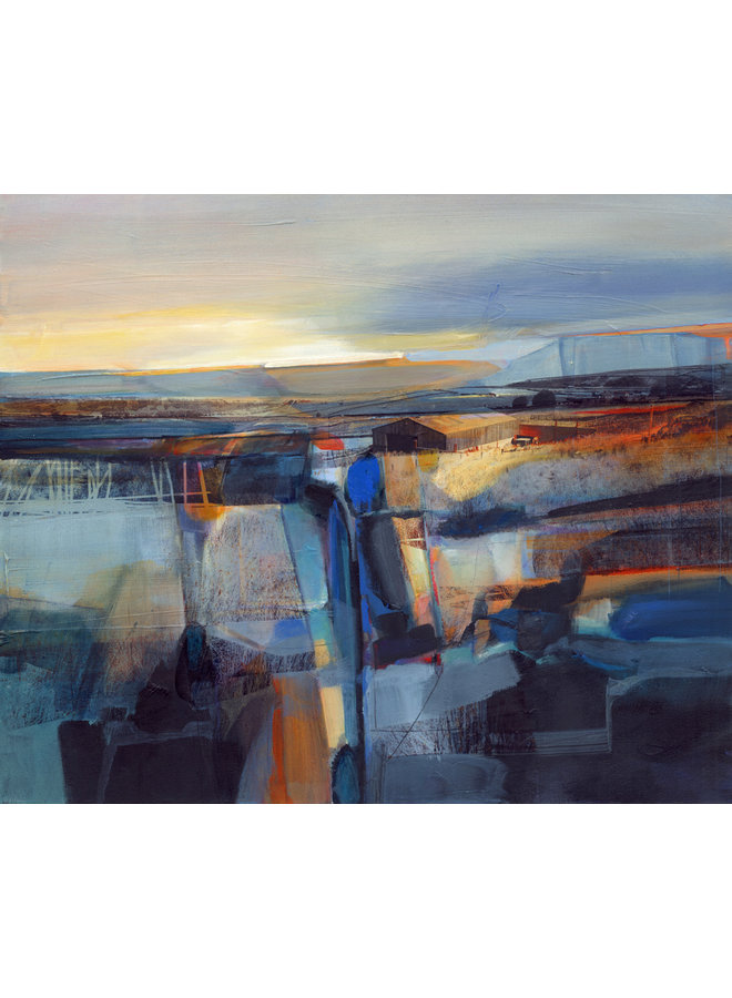 Winters Sunlight, Lumbutts print 45