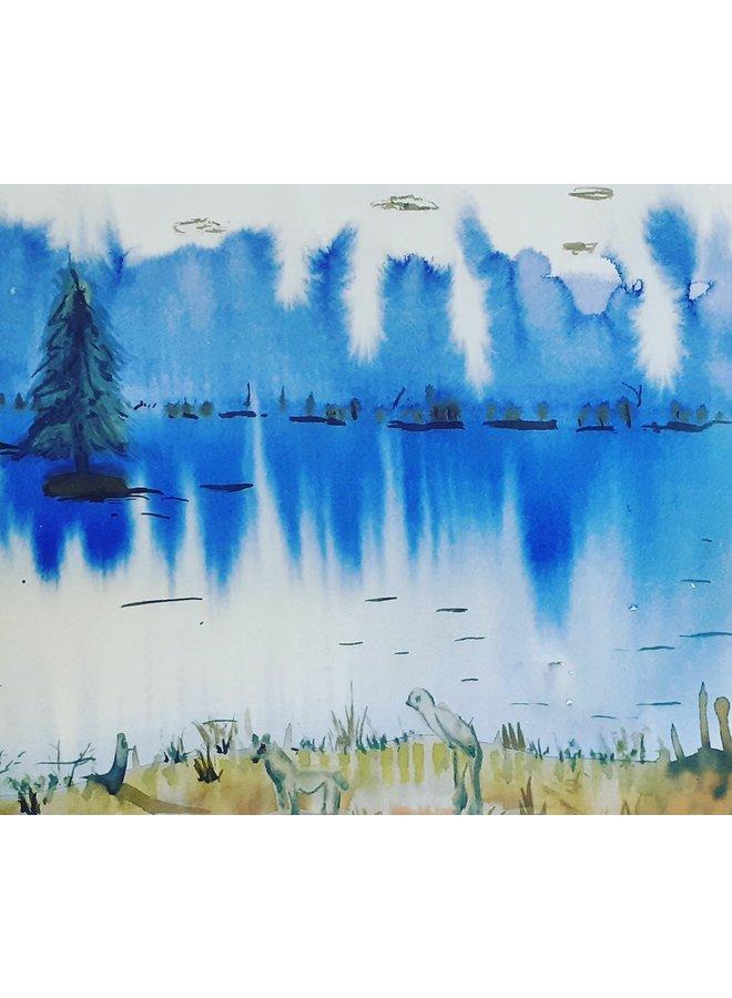 Blue Water 30