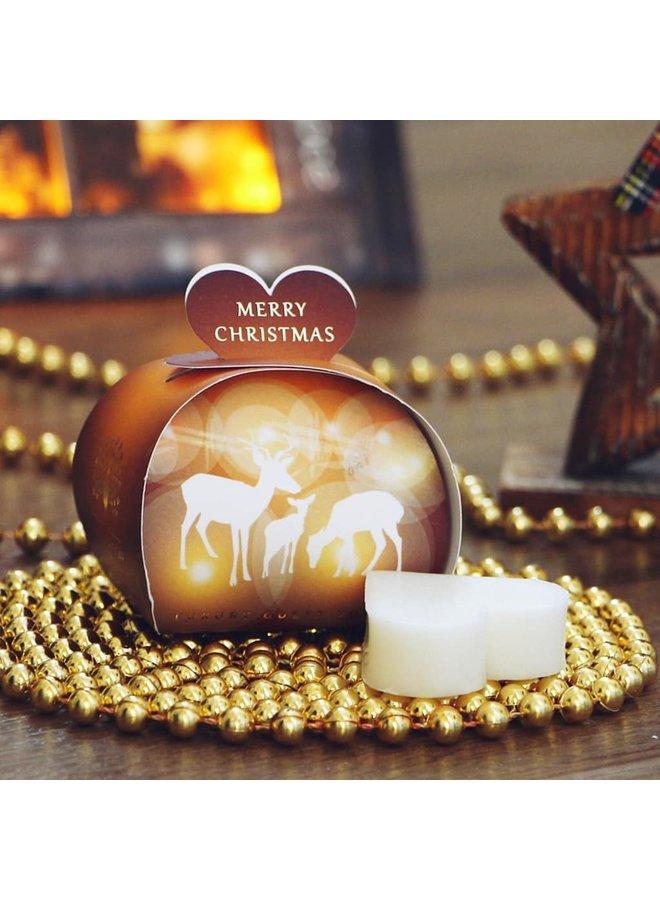Reindeer  Luxury Guest Soap 10