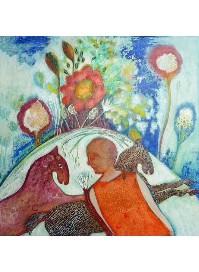 A Dream of Galloping Hills  45