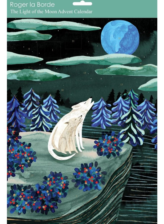 By the Light of the Moon Advent Calendar
