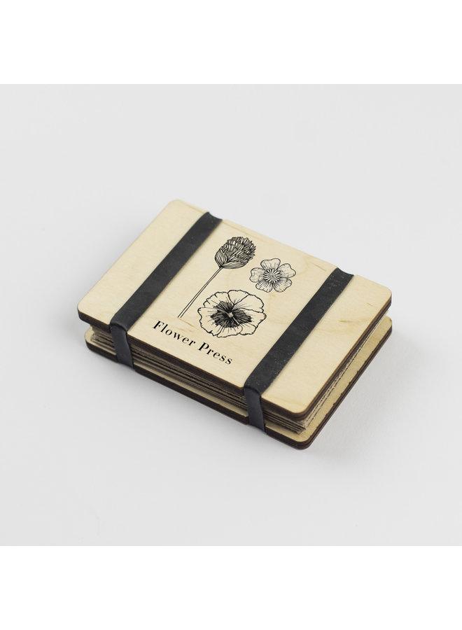 Pocket Flower Press Line 02
