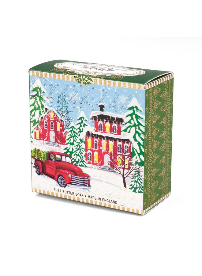 Zuhause zu Weihnachten Little Shea Soap