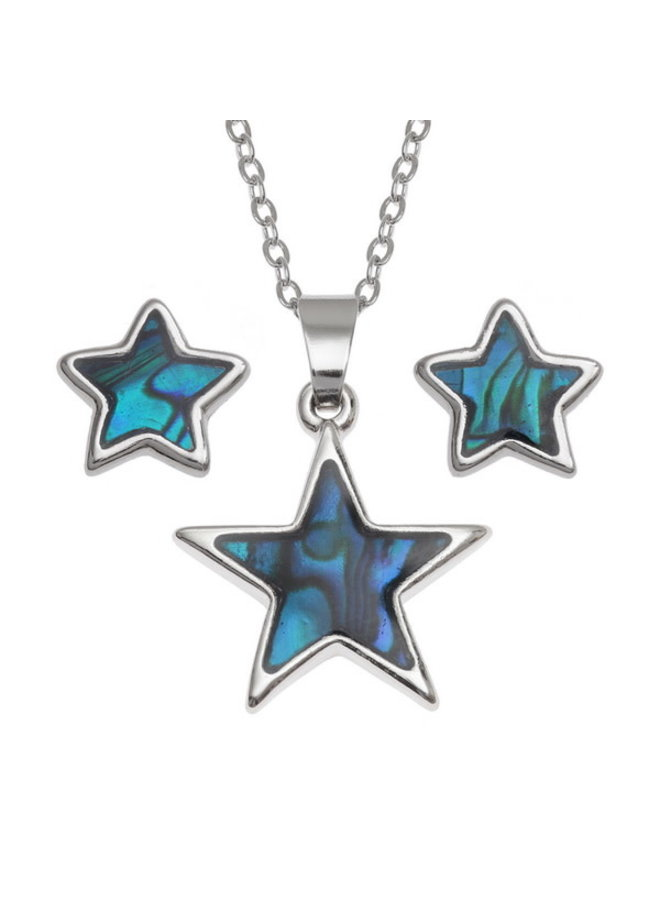 Star Paua shell necklace only 115