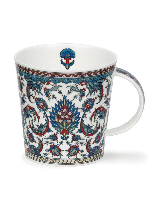Amara Teal large Mug by David Broadhurst 85