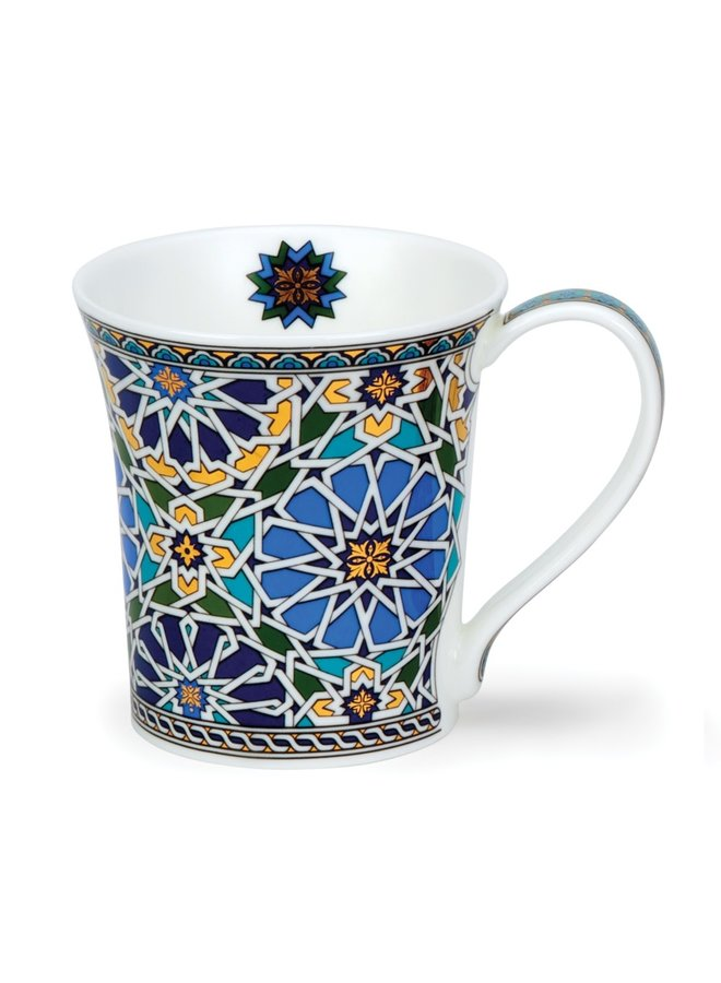 Sheikh Pale Blue  Mug by David Broadhurst 86