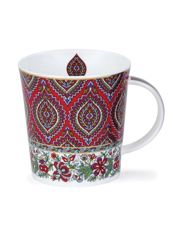 Sari Leaf Mug by David Broadhurst 98