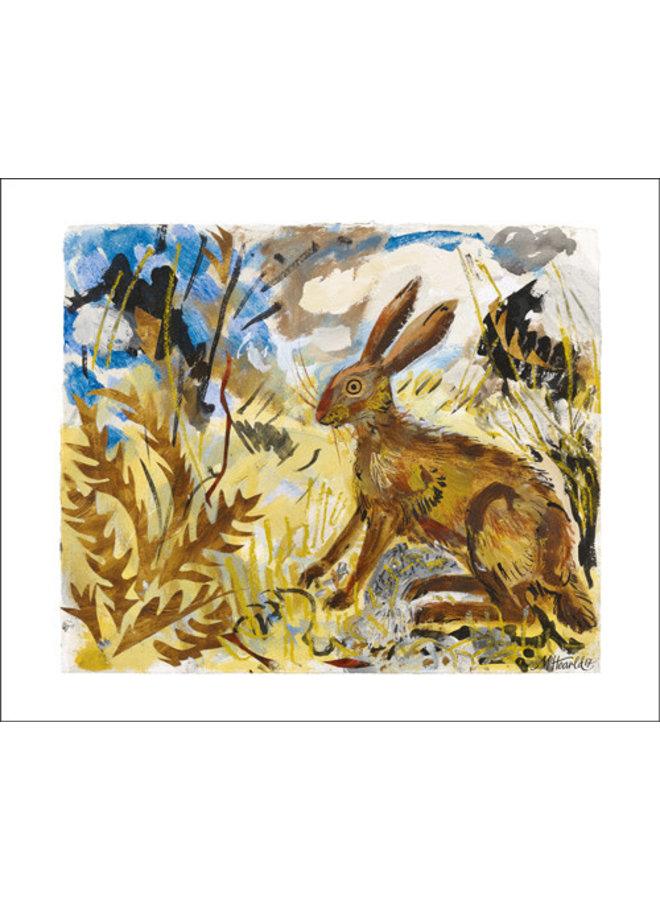 Hare  by Mark Hearld