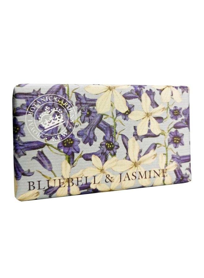Kew Gardens Bluebell & Jasmine 240 g Seife