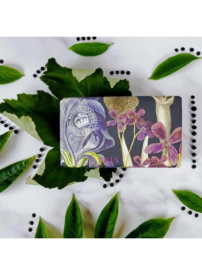 Kew Gardens Iris 240g Seife