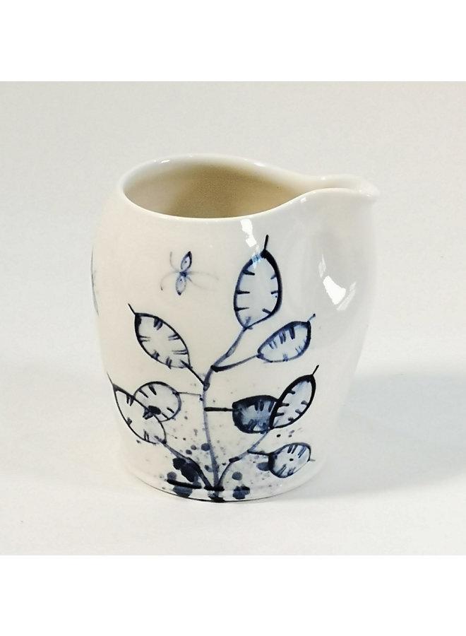 Bienen und Ehrlichkeit Porzellan handbemalte Gießkanne 090