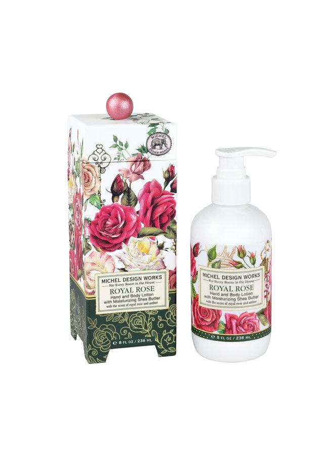 Royal Rose Lotion 236ml