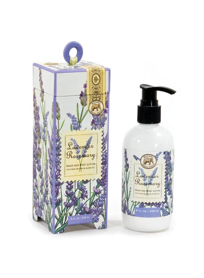 Lavendel & Rosmarin Lotion 236ml