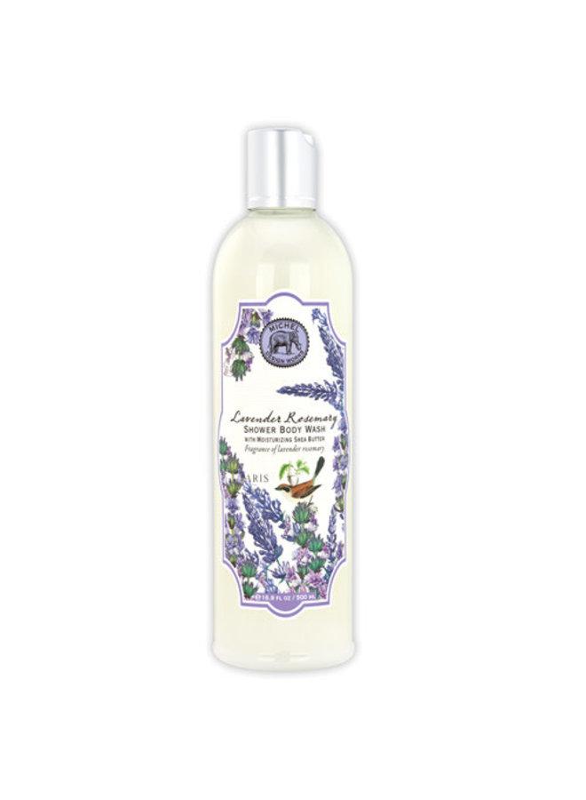 Lavendel und Rosmarin Duschkörper 500ml waschen