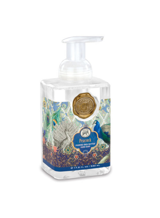 Peacock Foaming Hand Soap  530ml