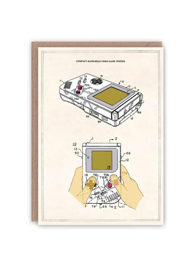 Game Boy Musterbuchkarte