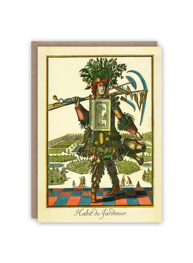 Habit de Jardinier Musterbuchkarte
