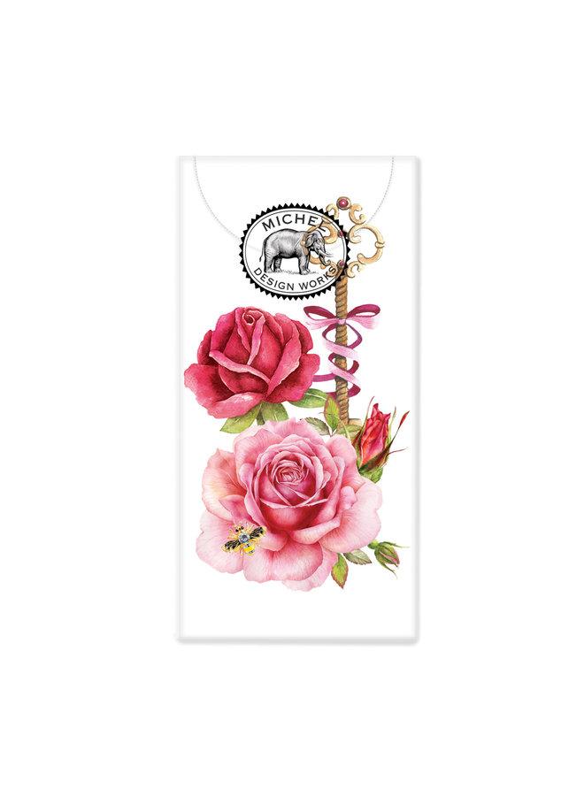Royal Rose 10 Pocket Paper Tissues