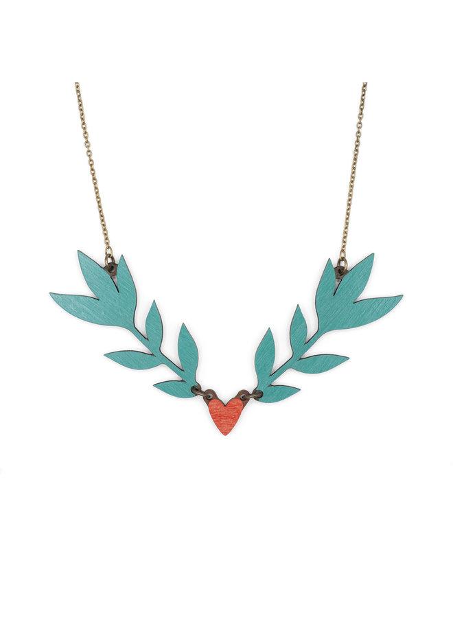 Naturliebhaber Halskette 049