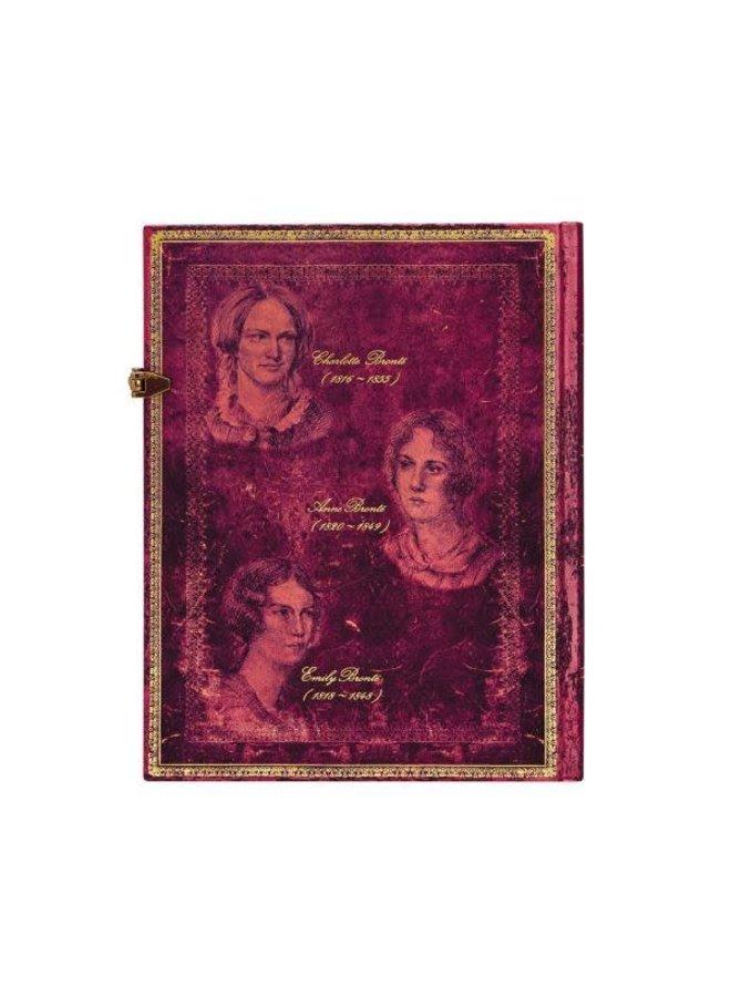 Bronte Sisters Journal Midi gefüttert
