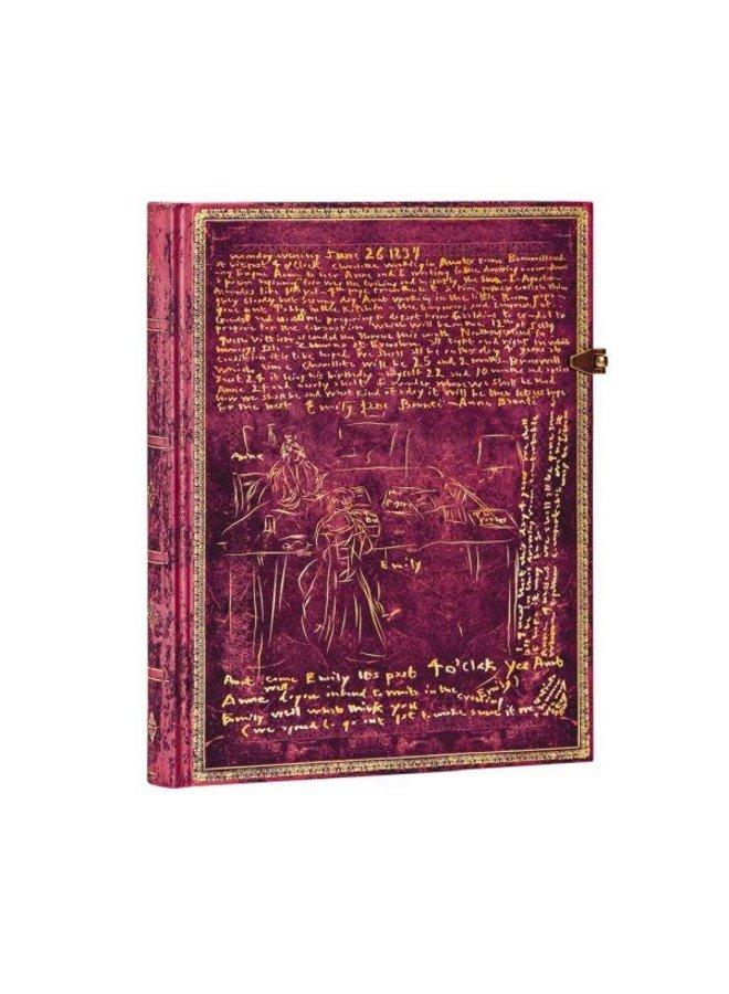 Bronte Sisters Journal Midi Lined