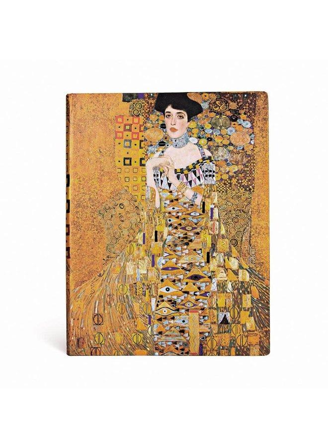 Klimt Portrait of Adele Journal Midi UnLined