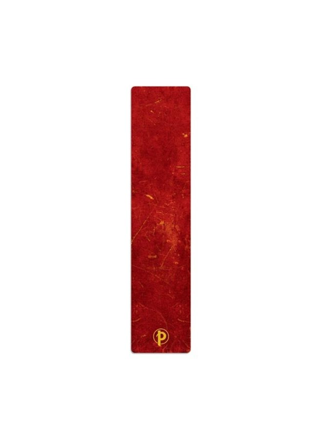 Old Leather Venetian Red Bookmark