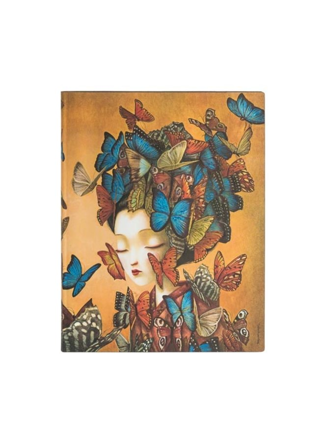 Madame Butterfly Journal Ultra Flexi  Unlined