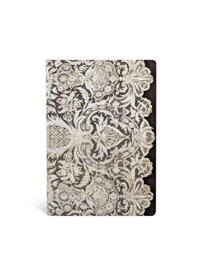 Ivory Veil Journal Midi Unlined