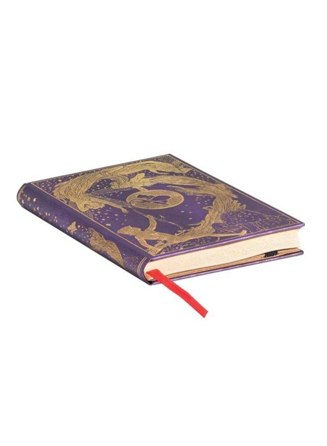 Fairy Violet Journal Mini Hardback Lined