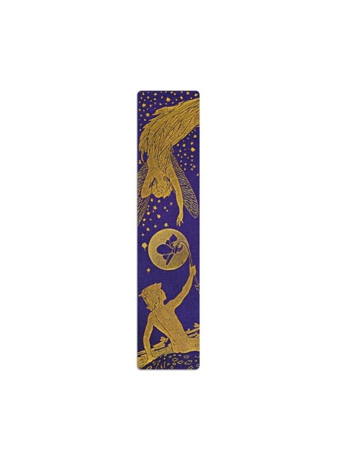 Fairy Violet and Gold  Bookmark
