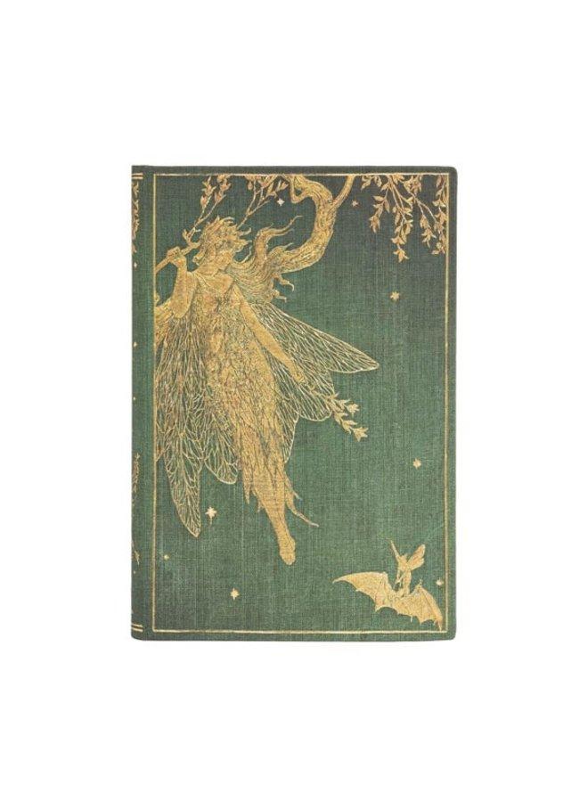 Fairy Olive Journal Mini Hardback Lined