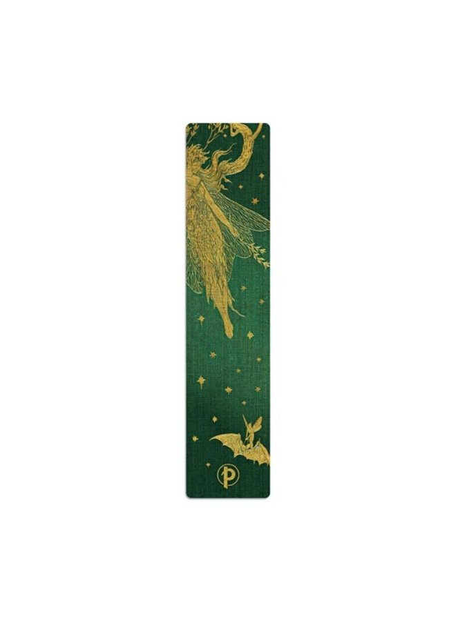 Fairy Olive and Gold  Bookmark