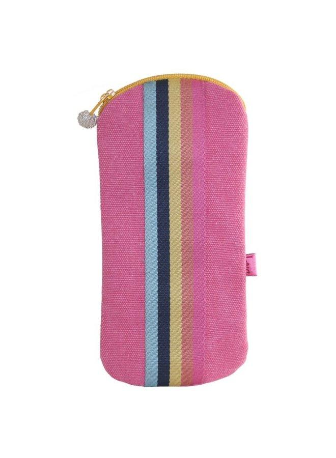 Abisolierte Brille Geldbörse Pink 299