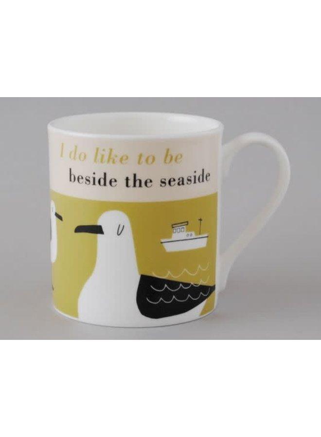 Glück Seaside Olive Large Mug 164