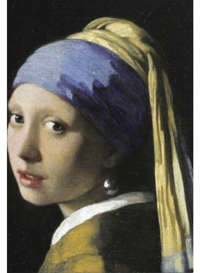 Girl with Pearl Earring by Vermeer 180 x 140cm