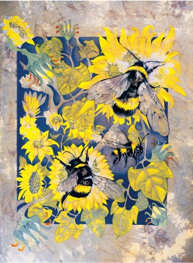 Busy Bees card 21