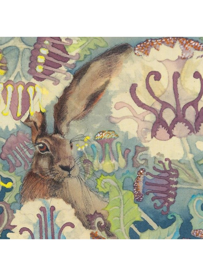 Thistle and Hare square card 28