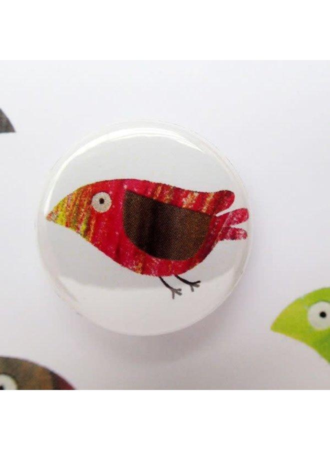 Parrots  Badge  Card  69