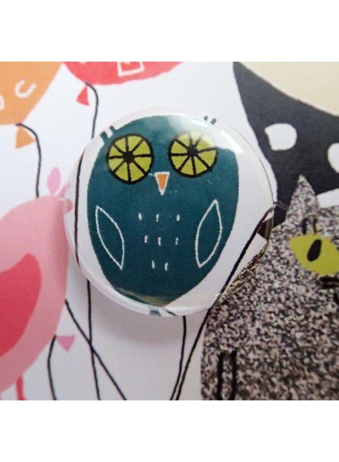 Animals Balloons  Badge  Card  72
