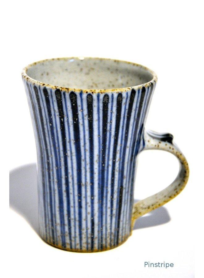 Mug Pinstripe 11cm large tall