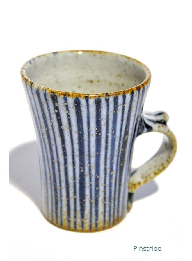 Mug Pinstripe 8.5cm small tall